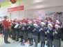 Carol Singing in SuperValu Carrigaline Dec 2014