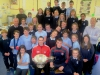 Past pupils return with their cups