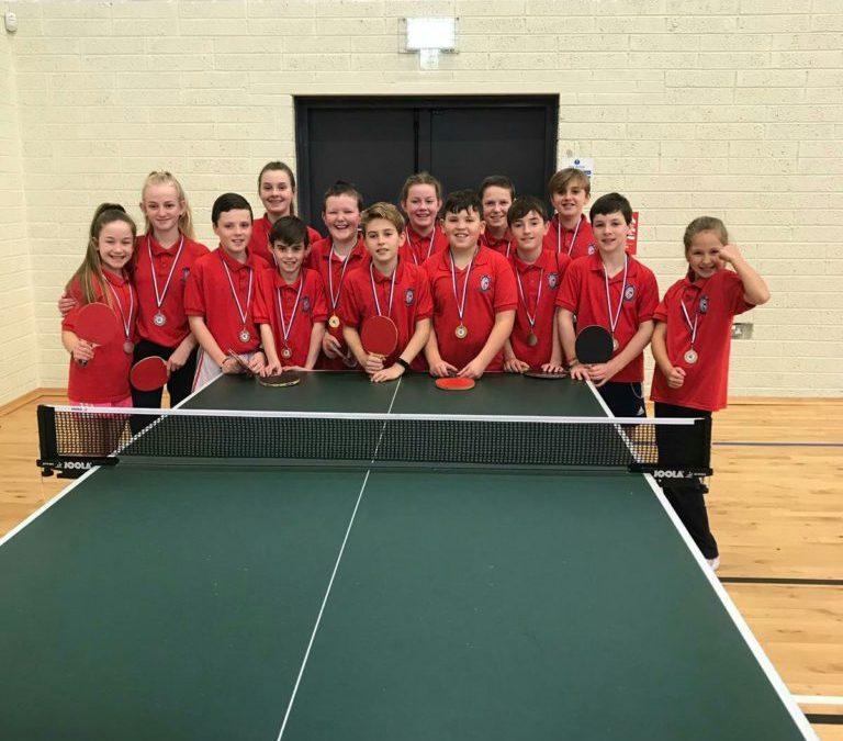 Munster Schools Table Tennis League