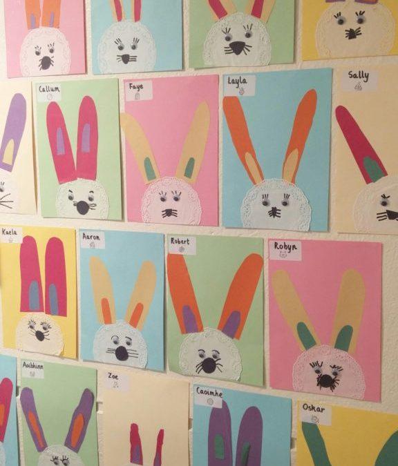 Busy Bunnies!